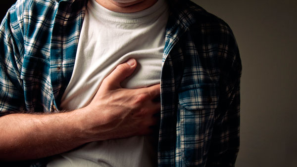 Could Your Chest Pain Be Angina?