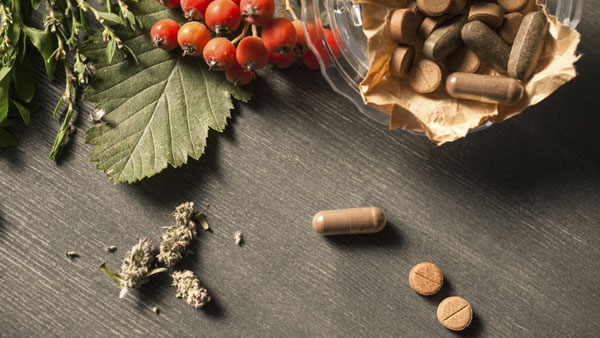 What are corydalis supplements?