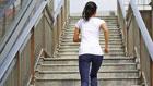 Stair knee pain