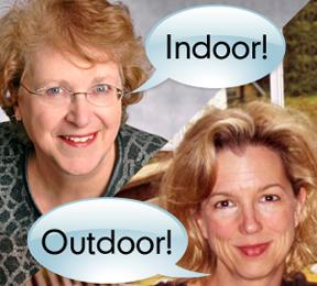 Great Debate: Walking Indoors vs. Outdoors