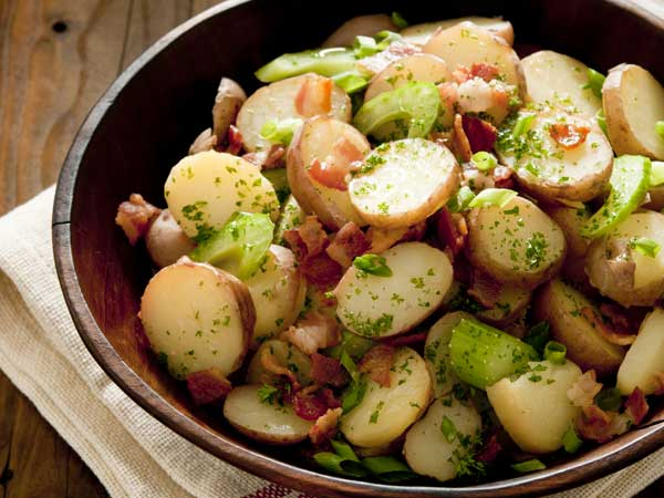 Cold Potatoes