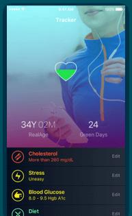 Trackers Screenshot